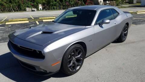 2018 Dodge Challenger for sale at Guru Auto Sales in Miramar FL