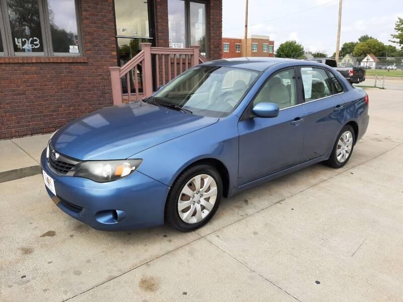 2009 Subaru Impreza for sale at CARS4LESS AUTO SALES in Lincoln NE