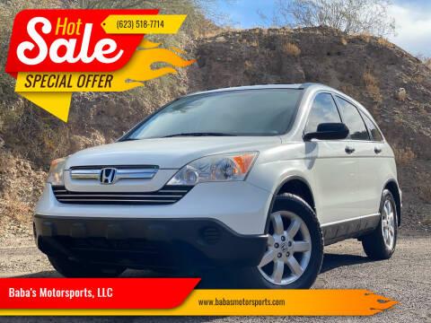2008 Honda CR-V for sale at Baba's Motorsports, LLC in Phoenix AZ