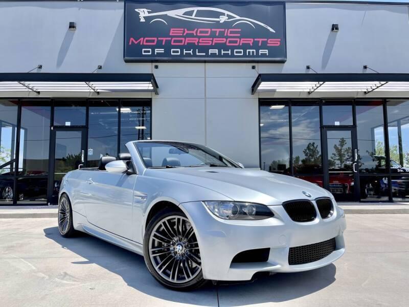 2008 BMW M3 for sale in Edmond, OK