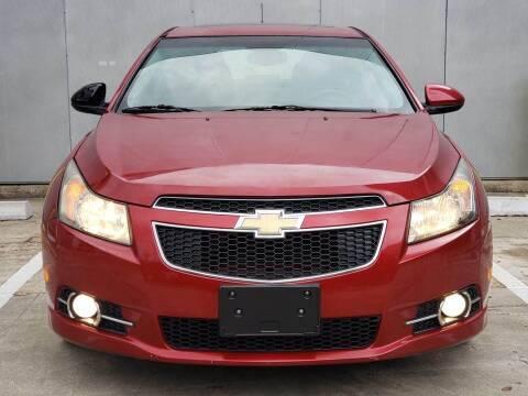 2014 Chevrolet Cruze for sale at Delta Auto Alliance in Houston TX