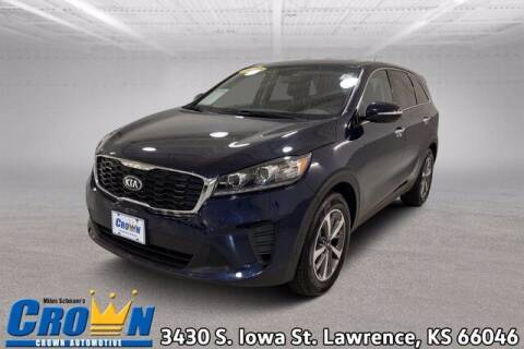 2020 Kia Sorento for sale at Crown Automotive of Lawrence Kansas in Lawrence KS