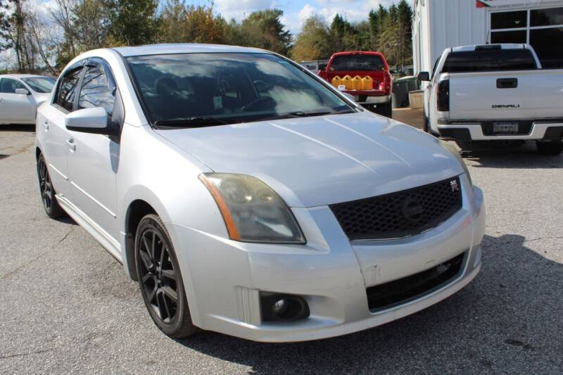 2007 Nissan Sentra for sale at UpCountry Motors in Taylors SC