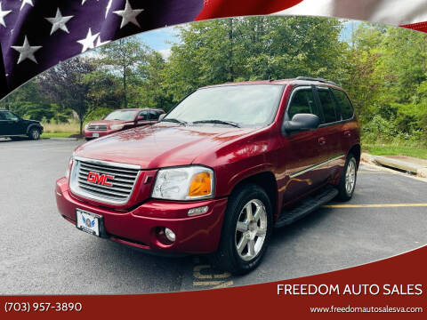 2008 GMC Envoy for sale at Freedom Auto Sales in Chantilly VA