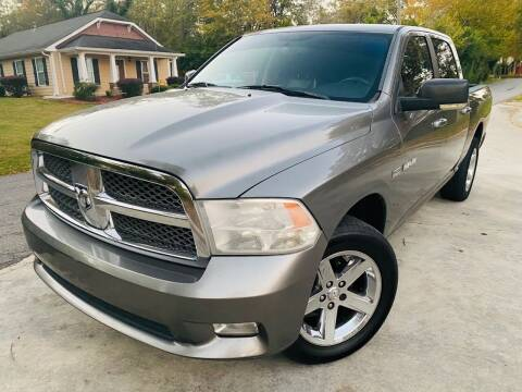 2009 Dodge Ram Pickup 1500 for sale at Cobb Luxury Cars in Marietta GA