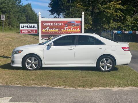 2011 Toyota Camry for sale at Super Sport Auto Sales in Hope Mills NC