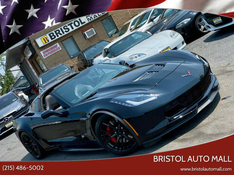 2017 Chevrolet Corvette for sale at Bristol Auto Mall in Levittown PA