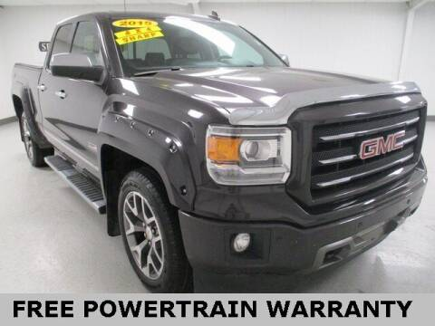 2015 GMC Sierra 1500 for sale at Sports & Luxury Auto in Blue Springs MO