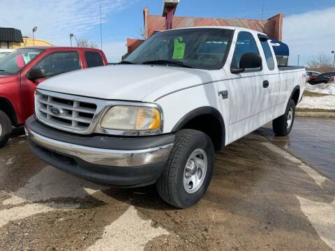 1999 Ford F-150 for sale at Cars To Go in Lafayette IN