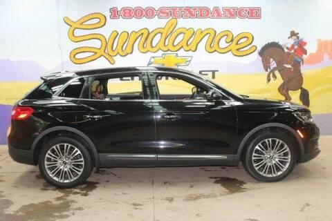 2017 Lincoln MKX for sale at Sundance Chevrolet in Grand Ledge MI