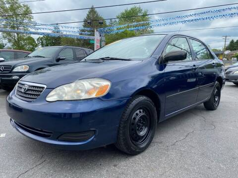 2007 Toyota Corolla for sale at WOLF'S ELITE AUTOS in Wilmington DE