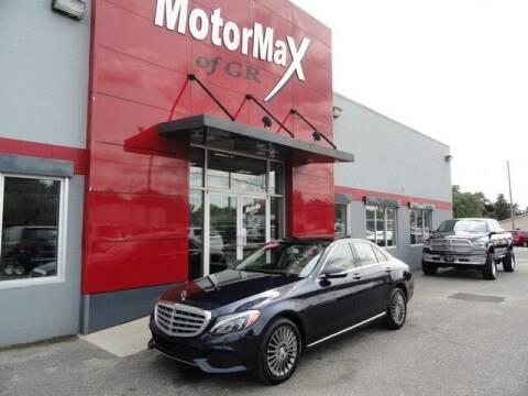 2015 Mercedes-Benz C-Class for sale at MotorMax of GR in Grandville MI