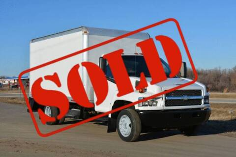 2008 Chevrolet C4500 for sale at Signature Truck Center - Box Trucks in Crystal Lake IL