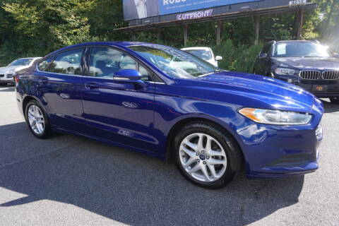 2015 Ford Fusion for sale at Bloom Auto in Ledgewood NJ