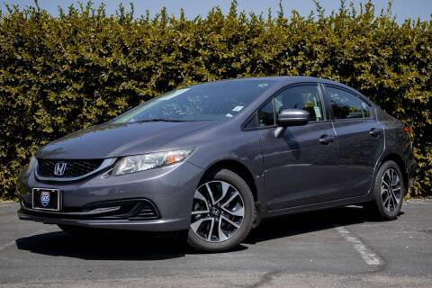 2014 Honda Civic for sale at 605 Auto  Inc. in Bellflower CA
