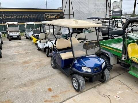 2018 Club Car 4 Passenger Electric 2+2