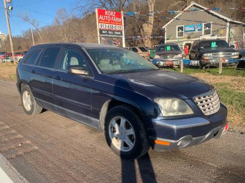 2004 Chrysler Pacifica for sale at Korz Auto Farm in Kansas City KS