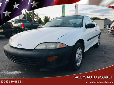 1995 Chevrolet Cavalier for sale at Salem Auto Market in Salem OR