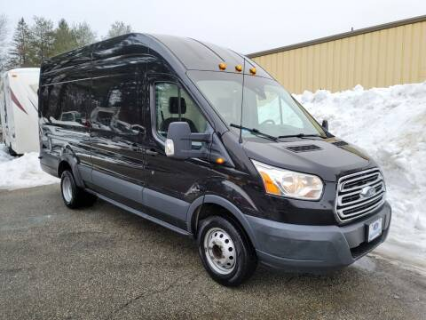 2015 Ford Transit Cargo for sale at MILFORD AUTO SALES INC in Hopedale MA