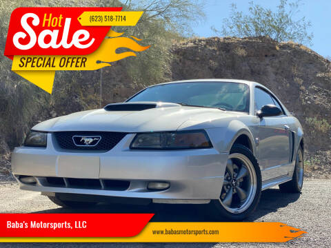 2004 Ford Mustang for sale at Baba's Motorsports, LLC in Phoenix AZ