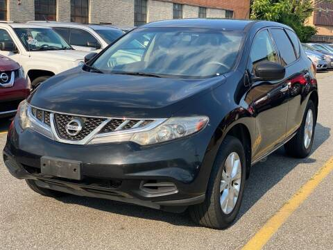 2011 Nissan Murano for sale at MAGIC AUTO SALES - Magic Auto Prestige in South Hackensack NJ