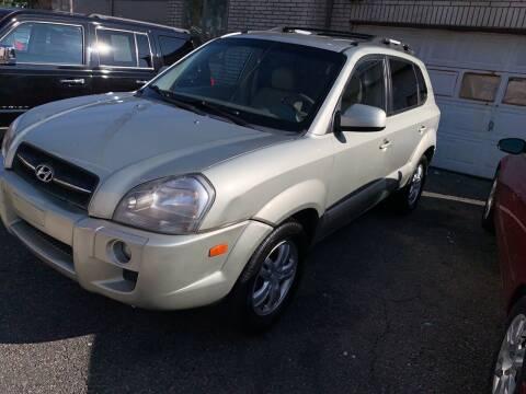 2007 Hyundai Tucson for sale at Big T's Auto Sales in Belleville NJ