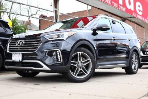 2018 Hyundai Santa Fe for sale at HILLSIDE AUTO MALL INC in Jamaica NY