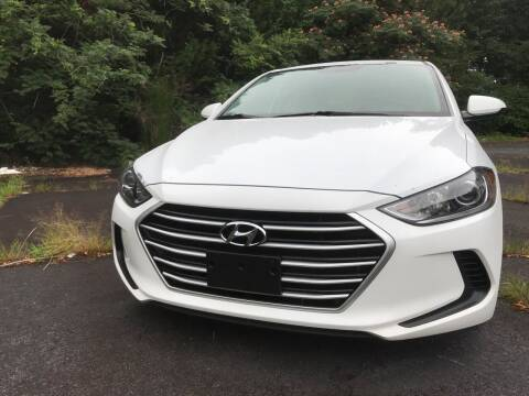 2017 Hyundai Elantra for sale at Peach Auto Sales in Smyrna GA