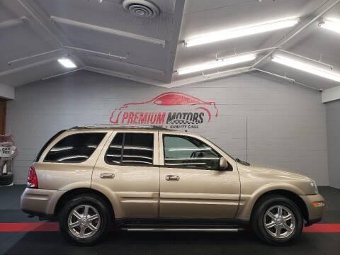 2006 Buick Rainier for sale at Premium Motors in Villa Park IL