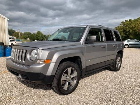 2016 Jeep Patriot for sale at 64 Auto Sales in Georgetown IN