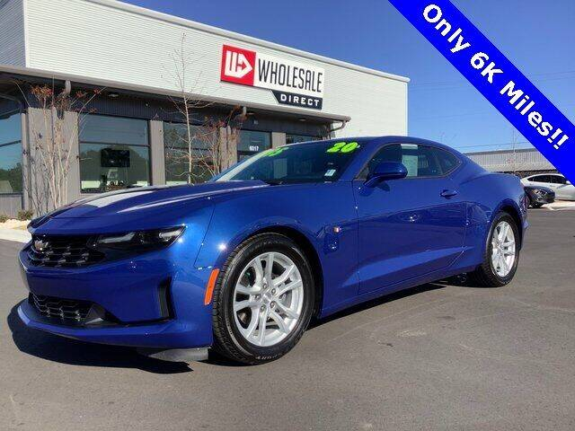 2020 Chevrolet Camaro for sale at Wholesale Direct in Wilmington NC