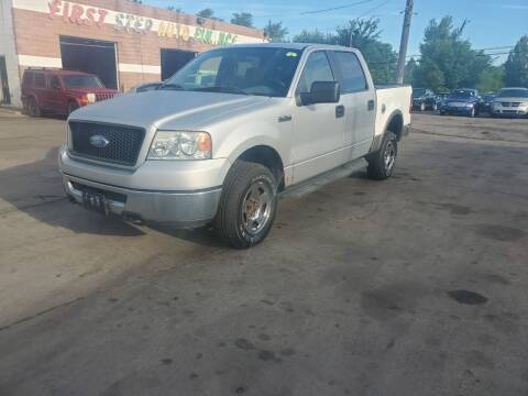 2006 Ford F-150 for sale at Liberty Auto Show in Toledo OH
