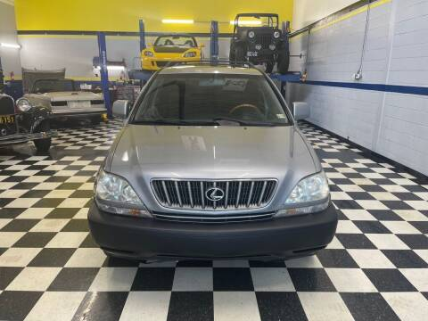 2001 Lexus RX 300 for sale at Euro Auto Sport in Chantilly VA