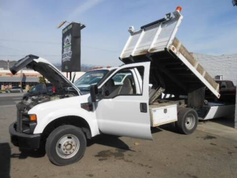 2008 Ford F-350 Super Duty for sale at Rocket Car sales in Covina CA