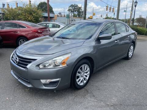 2014 Nissan Altima for sale at Starmount Motors in Charlotte NC