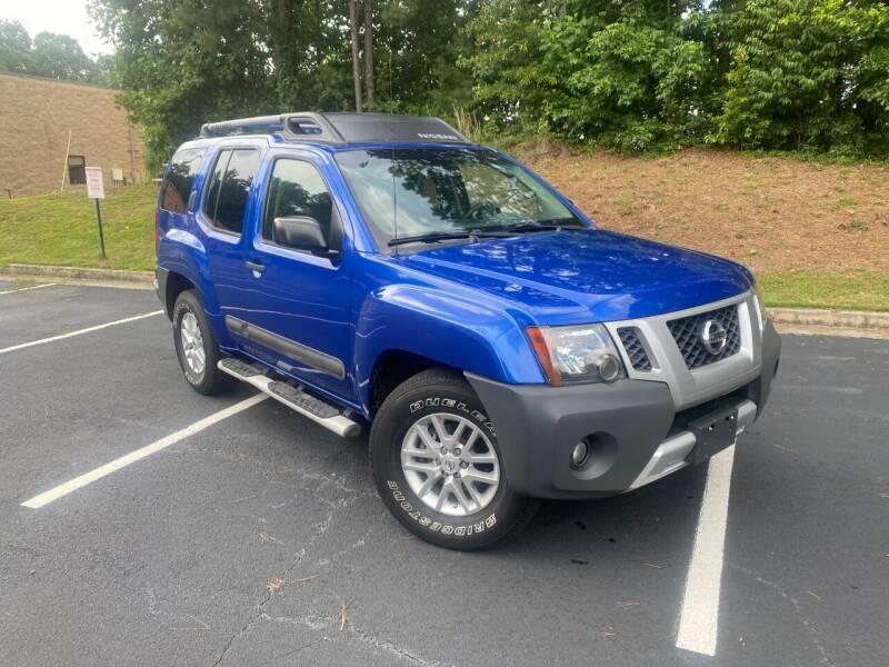 2014 Nissan Xterra for sale in Woodstock, GA