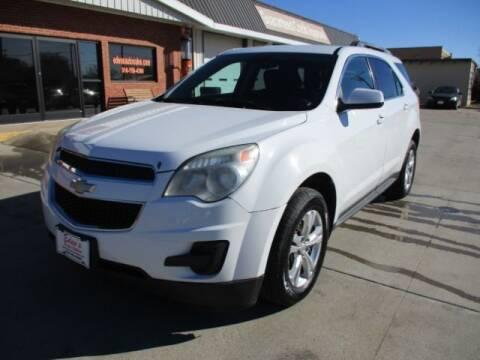 2012 Chevrolet Equinox for sale at Eden's Auto Sales in Valley Center KS