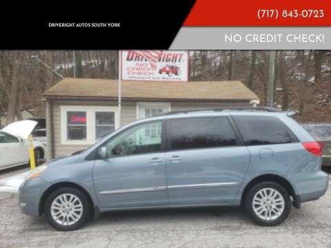 2010 Toyota Sienna for sale at DriveRight Autos South York in York PA