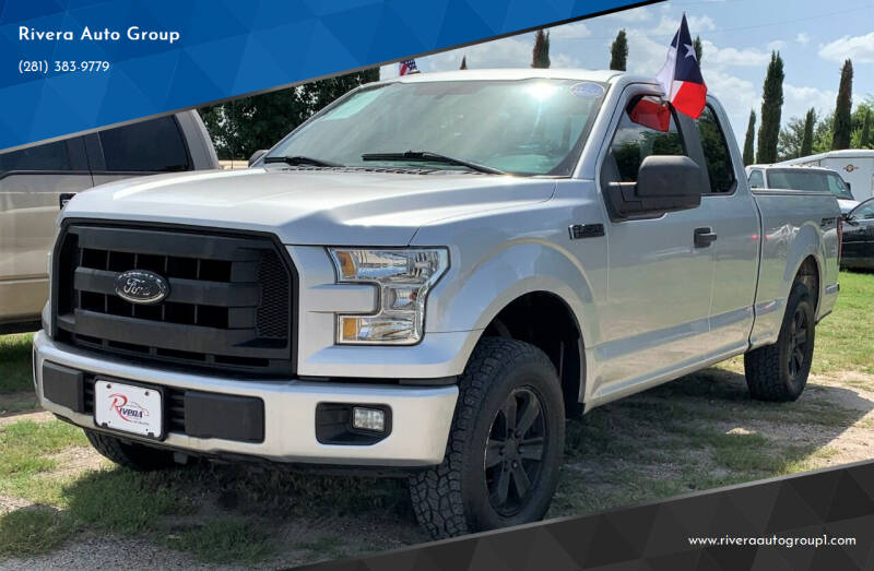 2016 Ford F-150 for sale at Rivera Auto Group in Spring TX