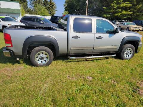 2007 GMC Sierra 1500 for sale at SCENIC SALES LLC in Arena WI