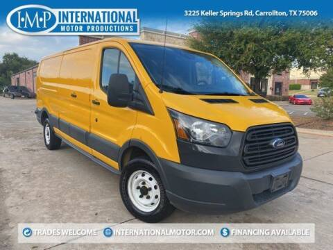 2016 Ford Transit Cargo for sale at International Motor Productions in Carrollton TX