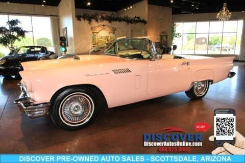 1957 Ford Thunderbird for sale at Discover Pre-Owned Auto Sales in Scottsdale AZ
