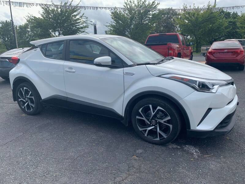 2018 Toyota C-HR for sale at Bmore Motors in Baltimore MD