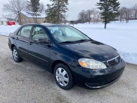 2005 Toyota Corolla for sale at Good Value Cars Inc in Norristown PA