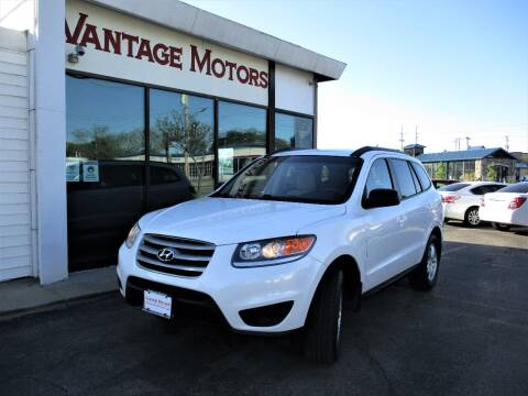 2012 Hyundai Santa Fe for sale at Vantage Motors LLC in Raytown MO