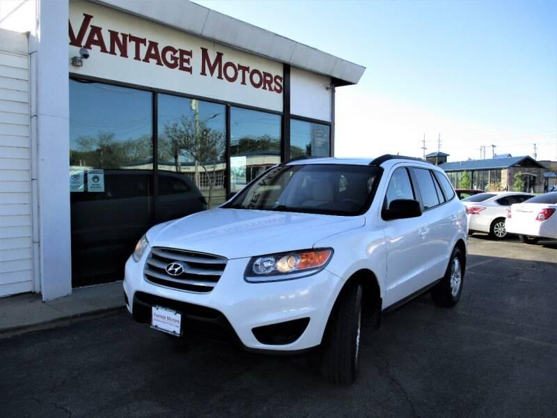 2012 Hyundai Santa Fe for sale at Vantage Motors LLC in Raytown MO