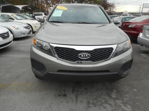 2013 Kia Sorento for sale at Elite Motors in Knoxville TN