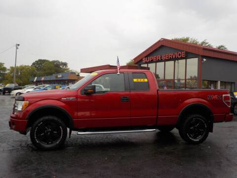 2010 Ford F-150 for sale at Super Service Used Cars in Milwaukee WI