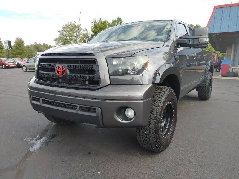 2012 Toyota Tundra for sale at Cruisin' Auto Sales in Madison IN