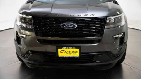 2019 Ford Explorer for sale at AUTOMAXX MAIN in Orem UT